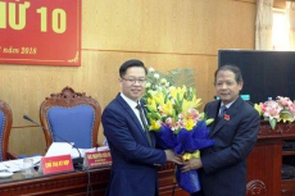 Bắc Cạn có Phó Chủ tịch UBND tỉnh mới