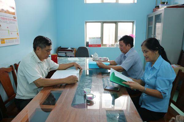 CLB liên thế hệ tự giúp nhau ở Cẩm Phả