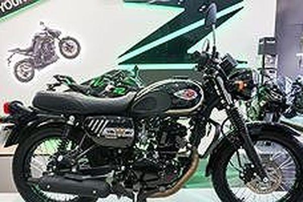 Mô tô hoài cổ Kawasaki W175 2019 'Motorrock Limited Edition'