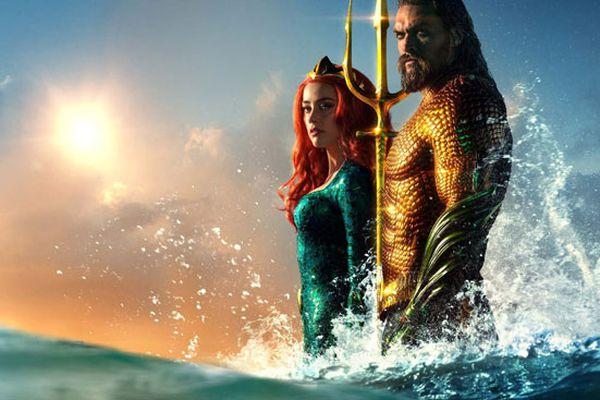 Bữa tiệc mãn nhãn của vũ trụ siêu anh hùng Aquaman
