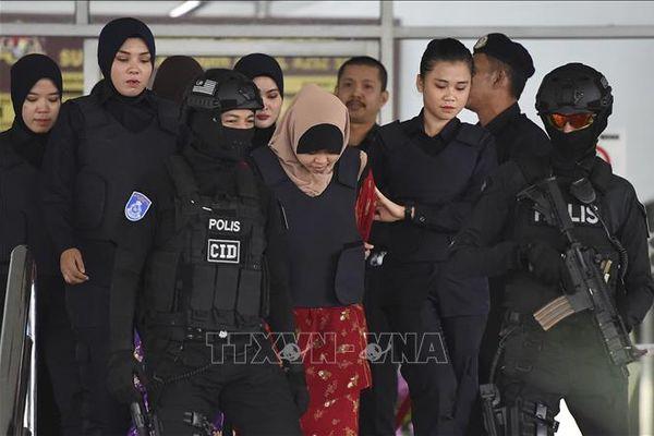 Lùi phiên tòa xét xử nghi phạm Siti Aisyah sát hại công dân Triều Tiên Kim Chol