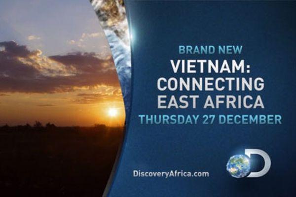 Người Việt Nam ở châu Phi lên sóng Discovery