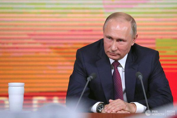 Tổng thống Putin họp báo thường niên, số phóng viên tham dự ở mức kỷ lục