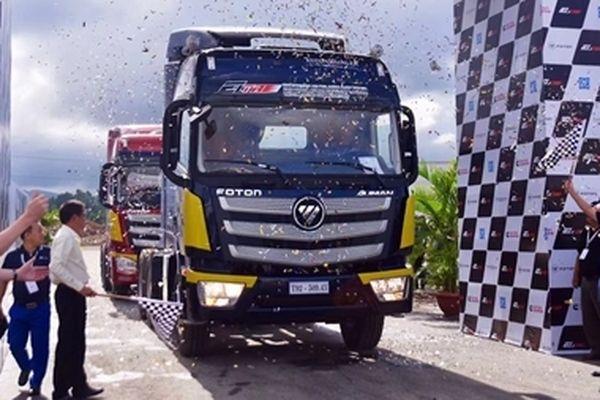 Chuẩn bị có giải thi xe tải tiết kiệm nhiên liệu tại Việt Nam