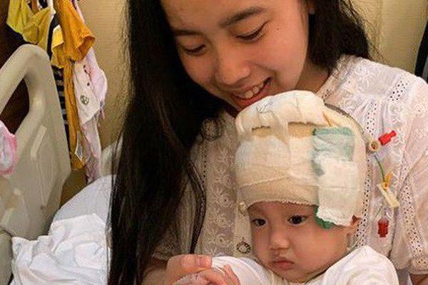 Bé sinh non bị não úng thủy trải qua 16 lần mổ vẫn chưa 'thoát' bệnh viện
