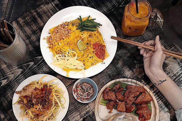 5 nhà hàng đồ Thái chuẩn vị tại TP.HCM cho đêm Giáng sinh ngon miệng