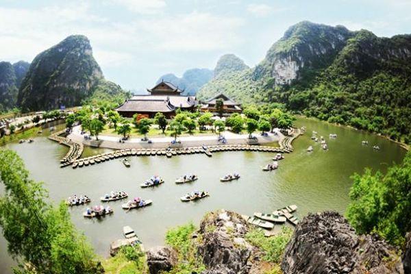 Tết dương lịch nghỉ 4 ngày đi chơi đâu gần Hà Nội?