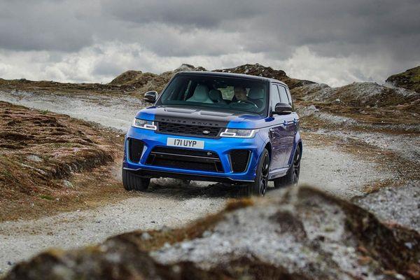 Tên các mẫu xe của Land Rover 'chất nhất quả đất'