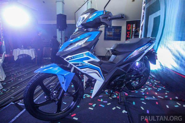Xuất hiện 'bản sao' Honda Winner giá 1.000 USD tại Malaysia