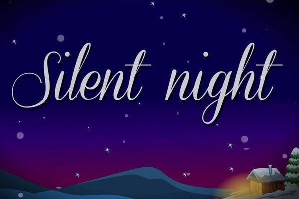 Áo kỷ niệm 200 năm ngày khúc Giáng sinh bất hủ 'Silent Night' ra đời