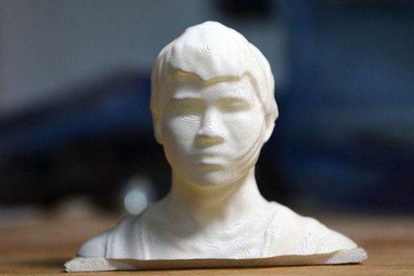 Hacker và cảnh sát có thể mở khóa điện thoại bằng những...đầu được in 3D