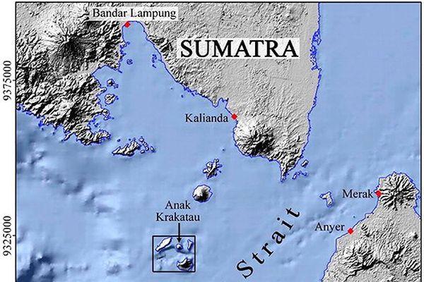 Chưa có thông tin người Việt bị nạn do sóng thần tại Indonesia