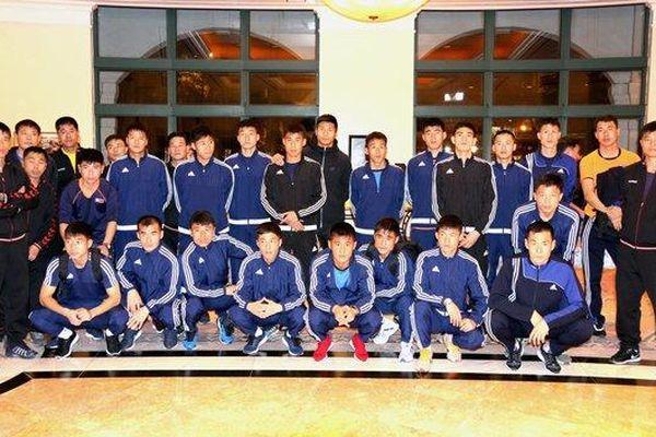 Tuyển Triều Tiên mang ngôi sao từng đá Cúp C1 đấu tuyển Việt Nam