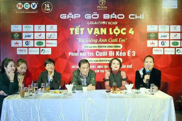 Các nghệ sĩ 'tuyên chiến' với hài Tết 'nhảm'