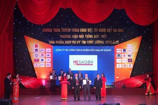 HD SAISON trở thành thương hiệu nổi tiếng Đất Việt