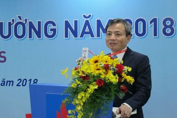 Phó tổng giám đốc PVN Nguyễn Sinh Khang làm Chủ tịch HĐQT PV Gas