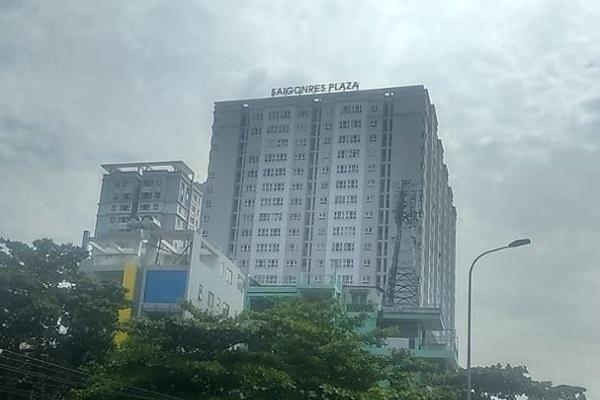 TP.HCM: Cư dân chung cư Saigonres Plaza phải thức trắng đêm giữ tài sản