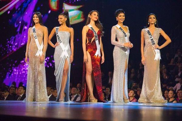 Lộ bảng điểm Miss Universe 2018, H'Hen Niê trượt Á hậu 2 chỉ trong gang tấc
