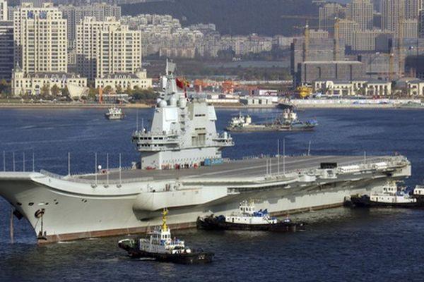 Trung Quốc: Dự án tàu sân bay bị tham nhũng 'ám'