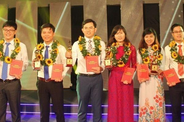 Trao giải thưởng Quả cầu vàng 2018 trong lĩnh vực Khoa học công nghệ