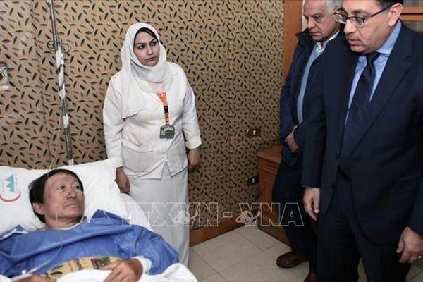 Xe chở du khách Việt bị đánh bom, Thủ tướng Ai Cập nói gì?