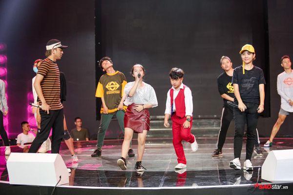 'Nhá hàng' 60 giây phần trình diễn của team Sơn - Tường hứa hẹn 'bùng nổ' đêm chung kết The Voice Kids 2018