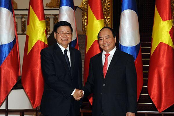 Thủ tướng Lào Thongluon Sisoulith sắp thăm Việt Nam