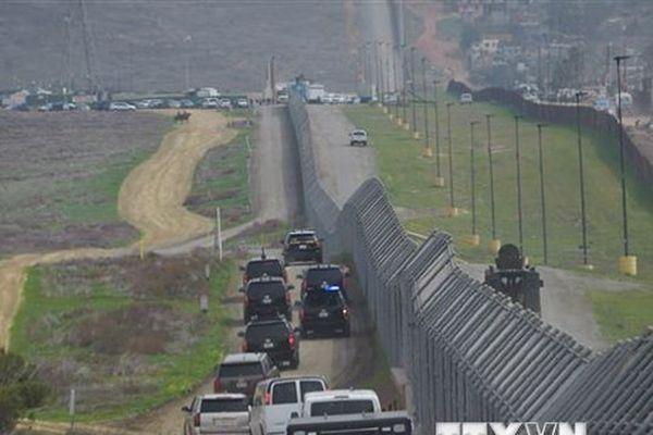 Bức tường biên giới Mỹ không nằm trong chiến lược được chuẩn bị trước