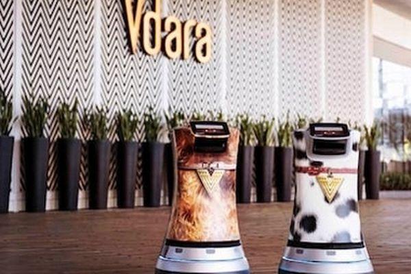 Robot - tương lai của dịch vụ phòng khách sạn