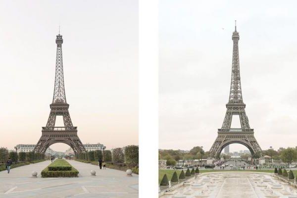 Chiêm ngưỡng Paris thu nhỏ trong lòng Trung Quốc