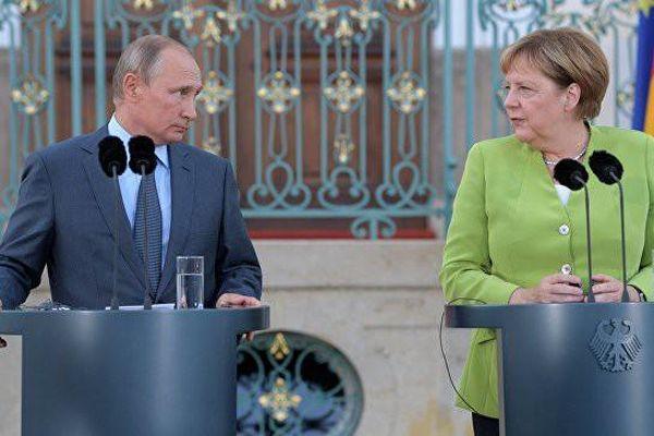 Chuyên gia 'phản pháo' dự báo quan hệ Nga – Đức xấu đi trong năm 2019