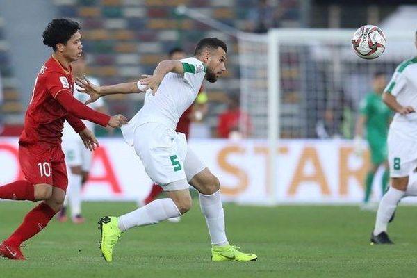 Trực tiếp bóng đá Asian Cup 2019 Việt Nam- Iraq: Tỷ số 3- 2 trận thua ngẩng cao đầu của ĐT Việt Nam