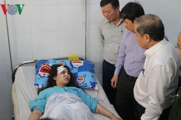 Danh sách các nạn nhân trong vụ xe khách lao xuống vực ở đèo Hải Vân