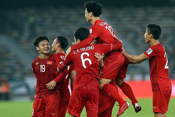 ĐT Việt Nam- ĐT Iraq (2-3): Trận thua đáng tiếc
