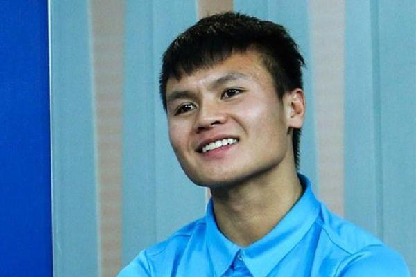 Tiền vệ Nguyễn Quang Hải được chọn là gương mặt trẻ Thủ đô tiêu biểu 2018