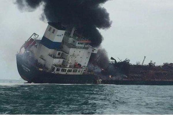 Tàu Việt Nam gặp nạn ở Hồng Kông, 6 người thương vong