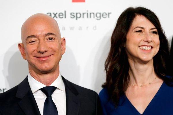 Cuộc chiến phân chia 137 tỷ USD sau vụ ly hôn của tỷ phú Jeff Bezos