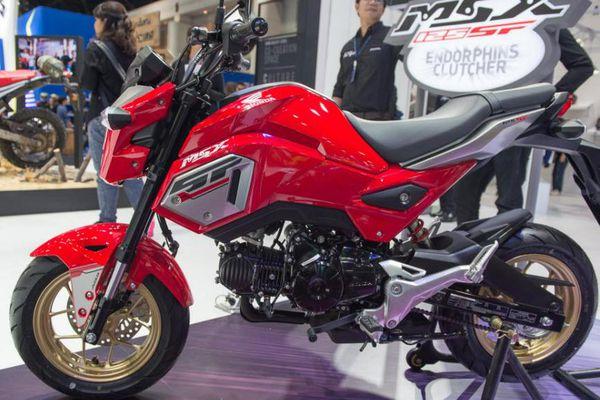 Honda MSX 125 có gì nổi bật, giá bán bao nhiêu?