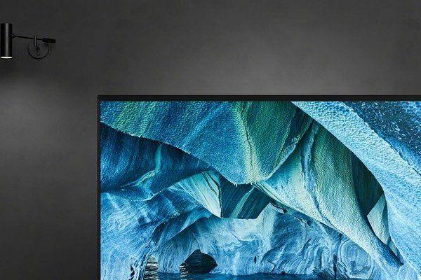 Sony mang đến CES 2019 TV 8K 98 inch 'so kè' với đối thủ Samsung