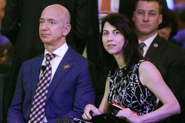 Amazon sẽ ra sao sau vụ ly hôn của Jeff Bezos?
