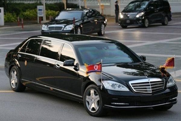 Siêu xe chống đạn của nhà lãnh đạo Triều Tiên an toàn như thế nào?
