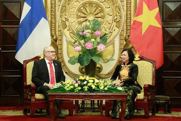 Thúc đẩy hợp tác sâu rộng giữa Hà Nội và vùng Nam Ostrobothnia (Phần Lan)