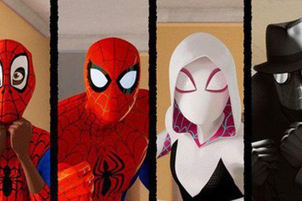 Sau khi giành giải Quả cầu vàng, 'Người nhện: Vũ trụ mới'…trở lại vị trí thứ ba trên bảng xếp hạng doanh thu