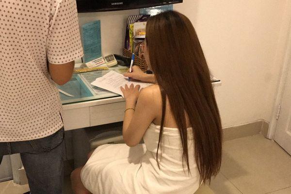 Lời khai của nữ quản lý và bảo vệ cơ sở Spa Lily tổ chức bán dâm cho khách ngoại quốc ở Sài Gòn