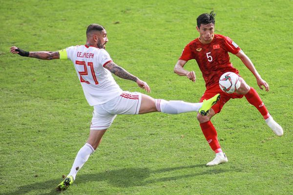 Video bàn thắng Việt Nam 0-2 Iran