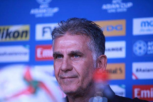 HLV Carlos Queiroz: 'Iran chưa chơi hết 100% sức lực'