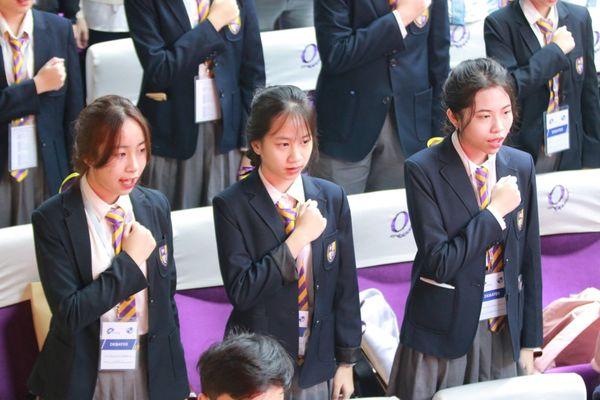 Sân chơi giúp nâng cao phong trào học và sử dụng tiếng Anh trong các nhà trường