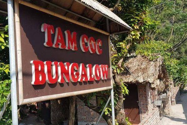 Ninh Bình khuyến cáo du khách về homestay trái phép ở Tràng An