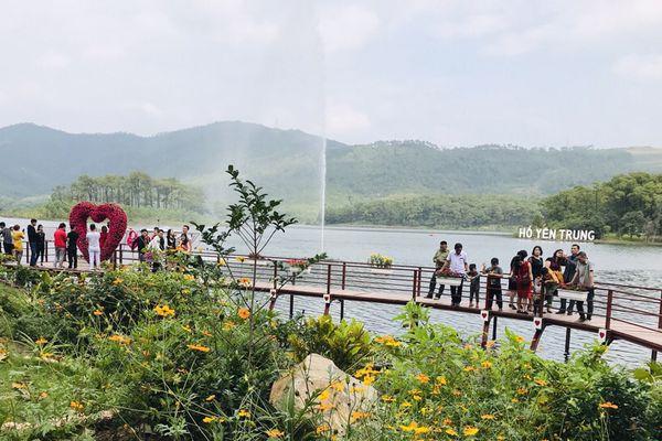Du lịch Uông Bí khởi sắc trong Năm Du lịch quốc gia