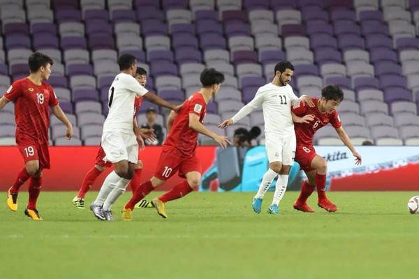 Bảng D Asian Cup 2019: ĐT Việt Nam thắng ĐT Yemen 2 - 0, tiến gần tấm vé dự vòng 1/8 Asian Cup 2019